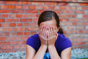 why is my gifted crying?