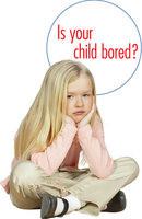 bored child